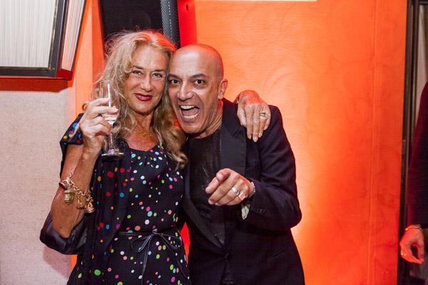 Lucia Cesana, Maurice Agosti