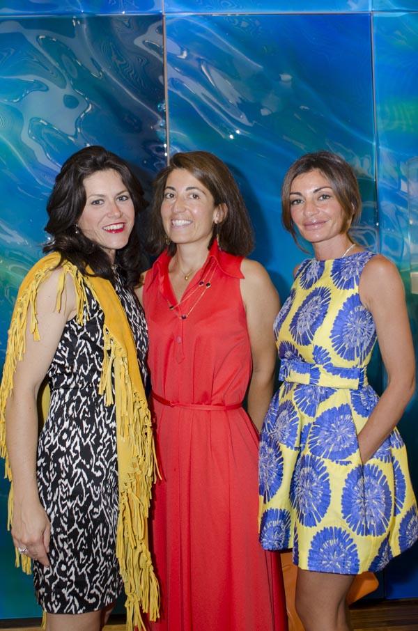 Ludovica Belloni, Francesca Aletti, Valentina Salvini