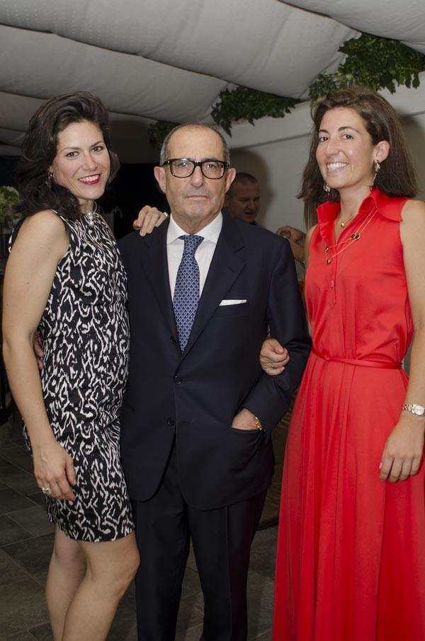 Ludovica Belloni, Piero Salvini, Francesca Aletti
