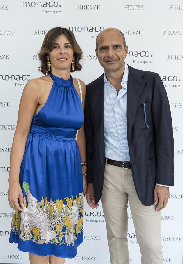Maddalena and Roberto Ciaramella