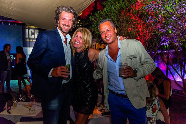 Marcello Gandoni, Sigal Hiller, Gianpaolo Cecchetto
