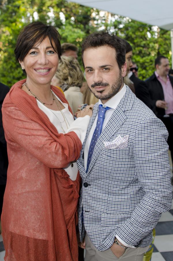 Maria Zaoli Sajani, Andrea Raffeli