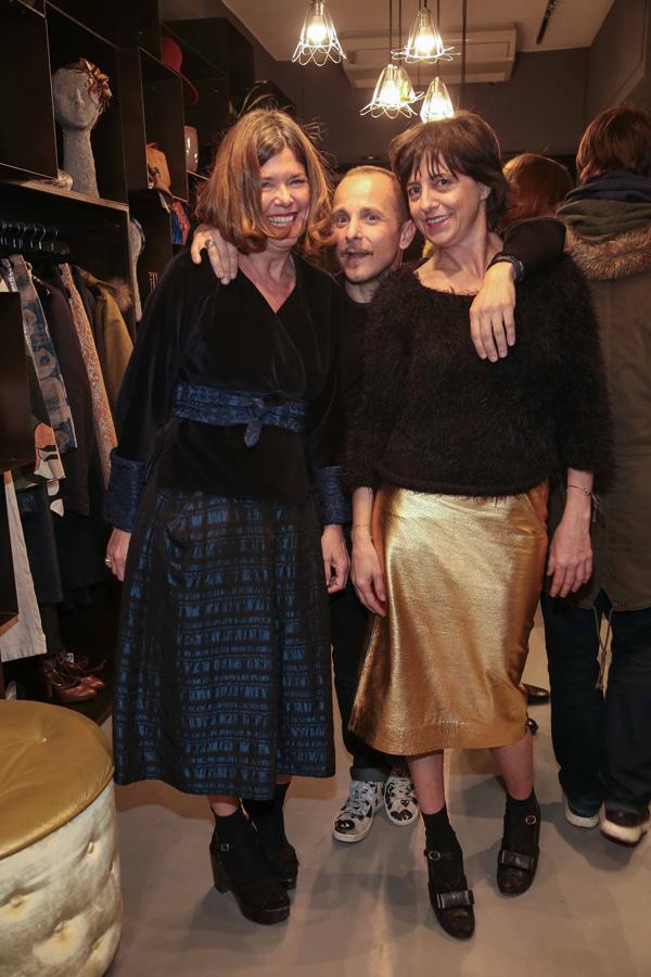Cinzia Cioni, Cristiano Tempestini, Geraldine Naldini