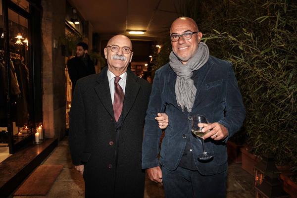 Eduardo Wong Valle, Francesco Diaco
