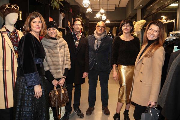 Eduardo Wong Valle, Cinzia Cioni, Alessia Barbolani da Montauto, Geraldine Naldini