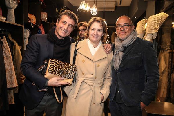Matteo Longhi, Eleonora Attossico, Wong Valle