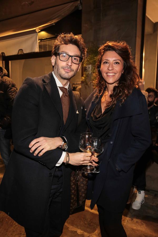 Niccolò Pulidori, Viviana Picchi