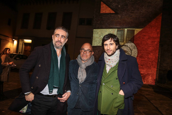 Matteo Parigi Bini, Eduardo Wong Valle, Alex Lana
