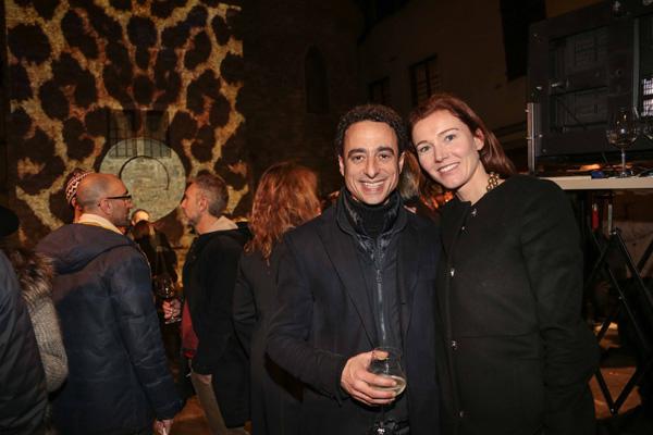 Vanni and Susanna Torrigiani