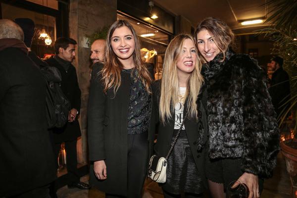 Giulia Cavallini, Eleonora Niccolaioni, Costanza Brogi