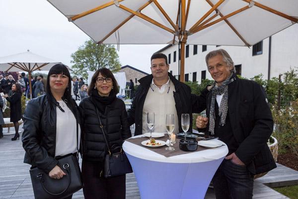Marina Carpaccia, Alessandra Buffa, Andrea Marcel, Renato Preo