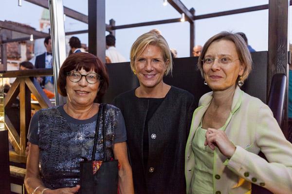 Marina Fumagalli, Cristina Nardini, Emanuela Caldirola