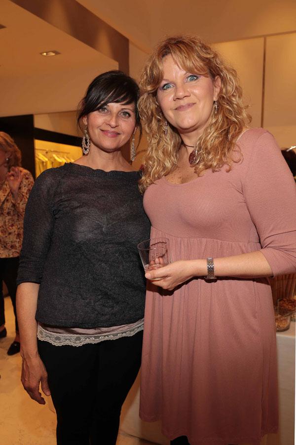 Cristina Pratesi, Sherri Ellis