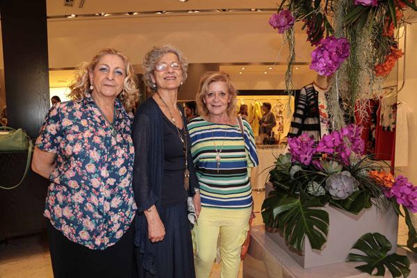Paola Gottaldi, Maria Sorrentino, Giusi Ciliberti