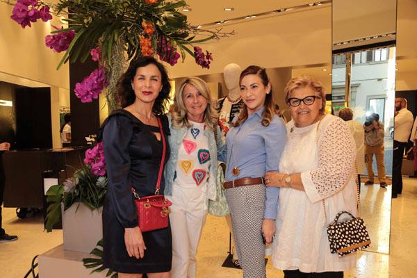 Silvia Rorandelli, Marinella Fani, Cristina Casamassimi, Teodolinda Maresca