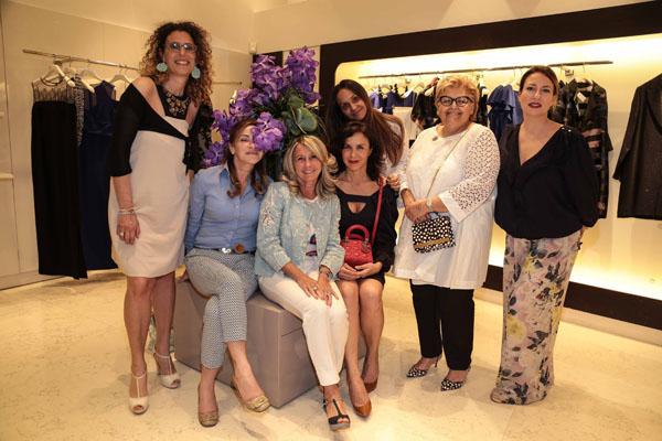 Claudia Sessa, Cristina Casamassimi, Marinella Fani, Teodolinda Maresca, Bebedetta Sabatini, Vanie Delfino