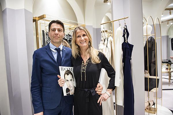 Mario Viola, Paola Bernasconi