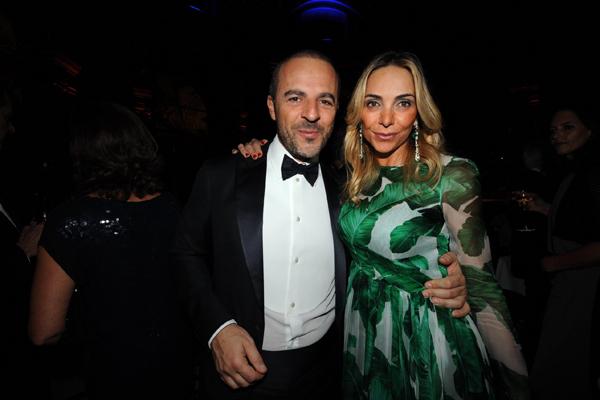 Luigi and Marta Di Persia