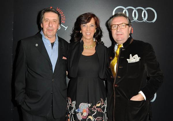 Maurizio Zuliani, Antonella Asnaghi, Franz Botr