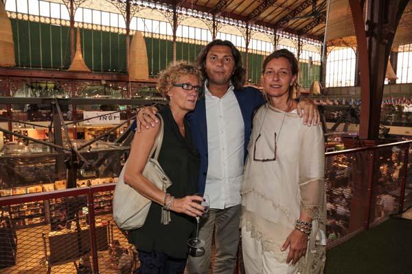 Monica Mazzei, Tobia Aulica, Luciana Croci