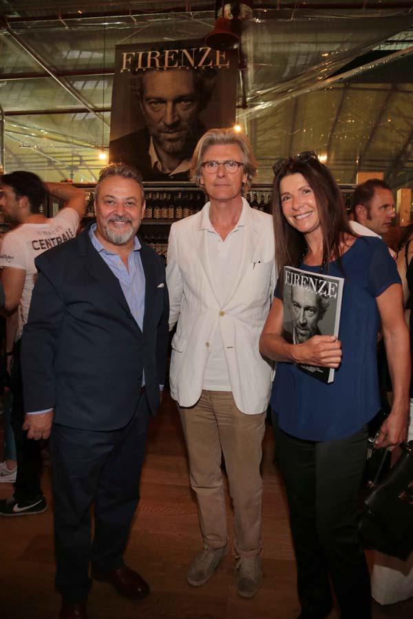 Umberto Montano, Elio Di Franco, Roberto Campanacci