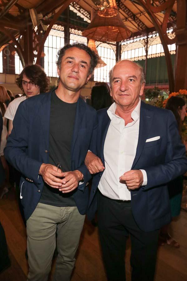 Felice Limosani, Maurizio Bonas