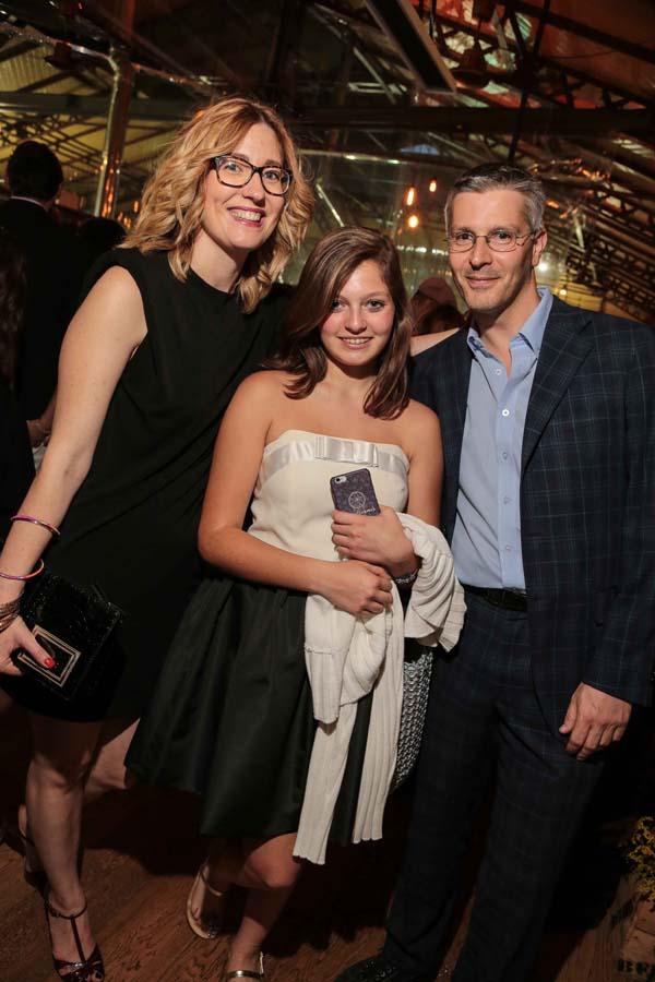 Ilaria Calamandrei, Alice Cabras, Francesco Nocentini