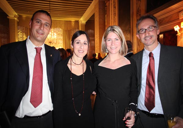 Michele Fulin, Elena Magro, Daniela Giusto Riccardo Petito
