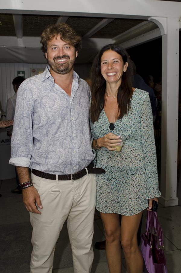 Michele Orlando, Alessia Lasagna