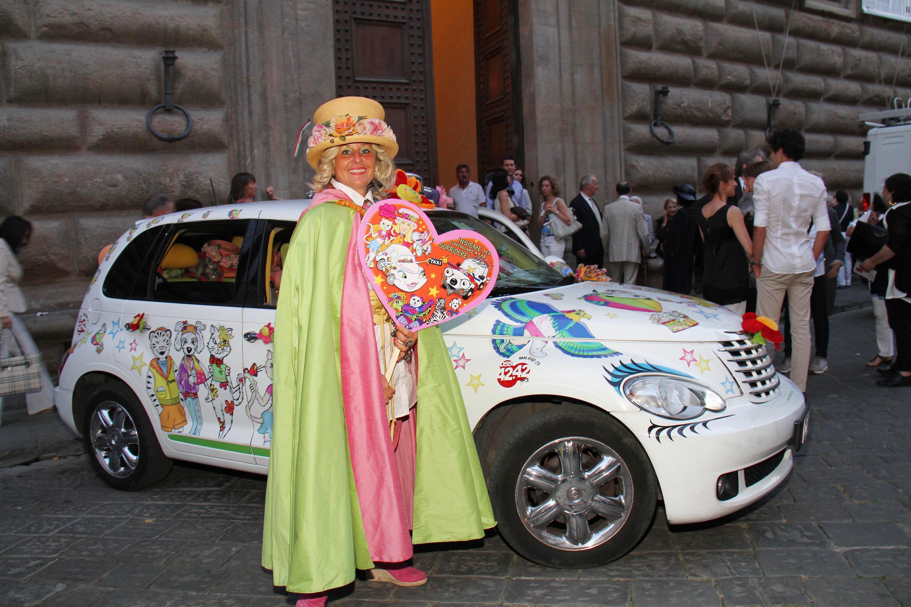 PRESSPHOTO Firenze, Palazzo Strozzi, Milano 25, Col cuore si può. Nella foto Milano 25