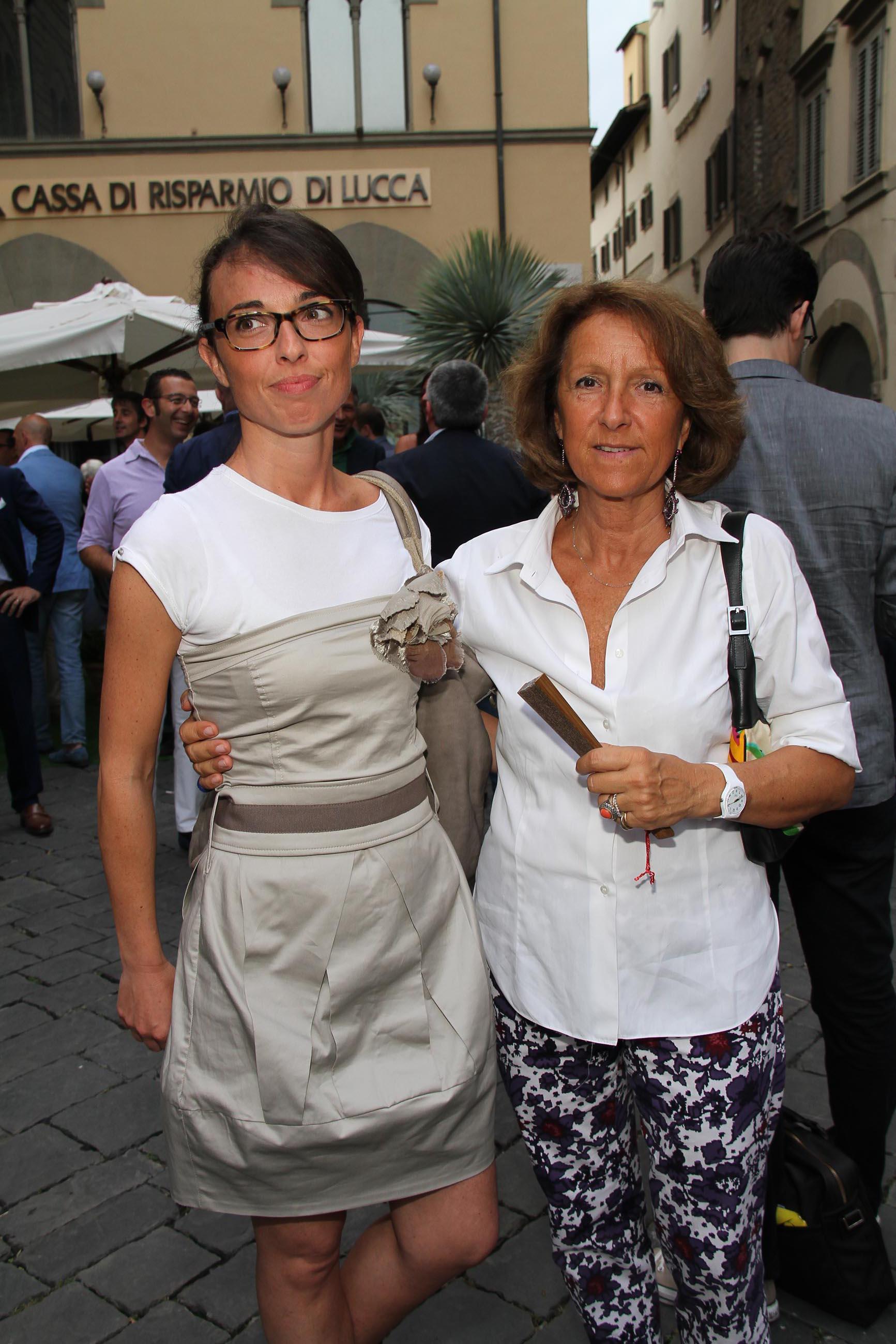 PRESSPHOTO Firenze, Evento Milord Aston Martin. Nella foto Ricky Cortesi e Silvia Giglietti