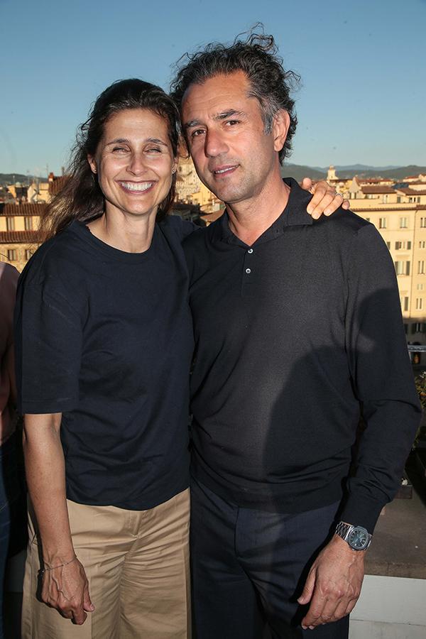 Felice Limosani e Doris Kovacs