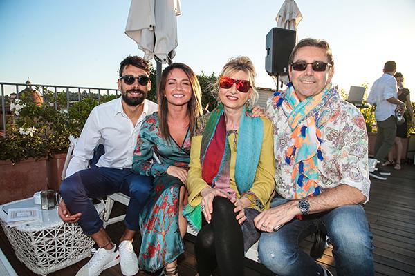 Tommaso Cambi, Alessandra Critelli, Angela Maggio, Stefano Cambi