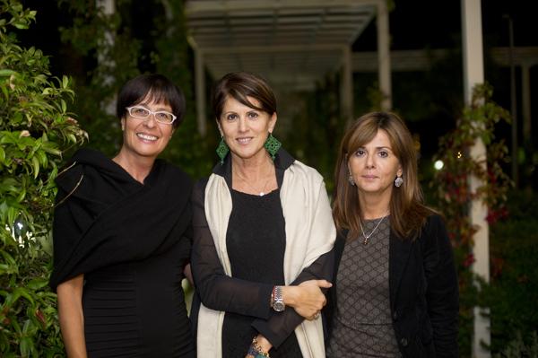 Miriam Franchi, Mariapaola Tani, Sabrina Chiellini