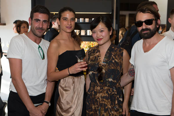 Massimo Cannavacciuolo, Geraldina Grassi, Yanyan Huang, Marco Annunziata