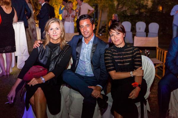 Monica Braggio, Alessandro Stave, Serena Coccolini