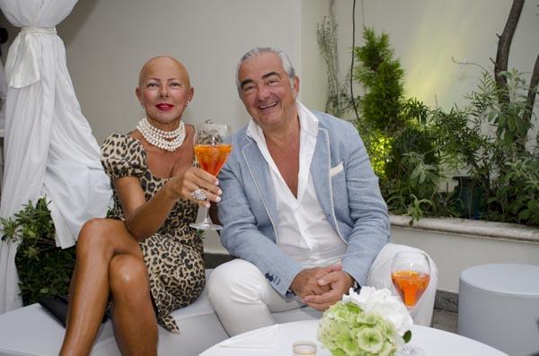 Monica e Luciano Tanteri