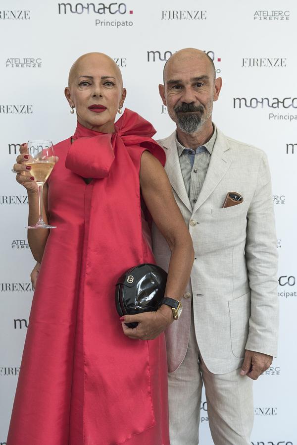 Monica Tanteri, Éric Marsan