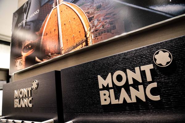 Eventi nella boutique Montblanc