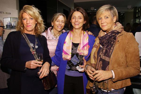 Monica Loiolo, Irene Geronico, Stefania Giusti, Cristina Loriolo
