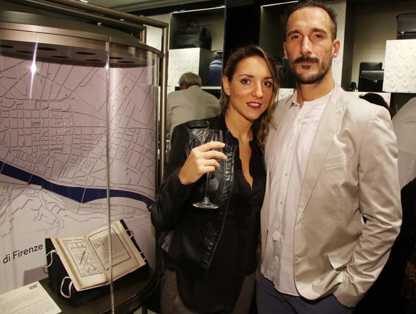 Chiara Rosi, Antonio Marcelli