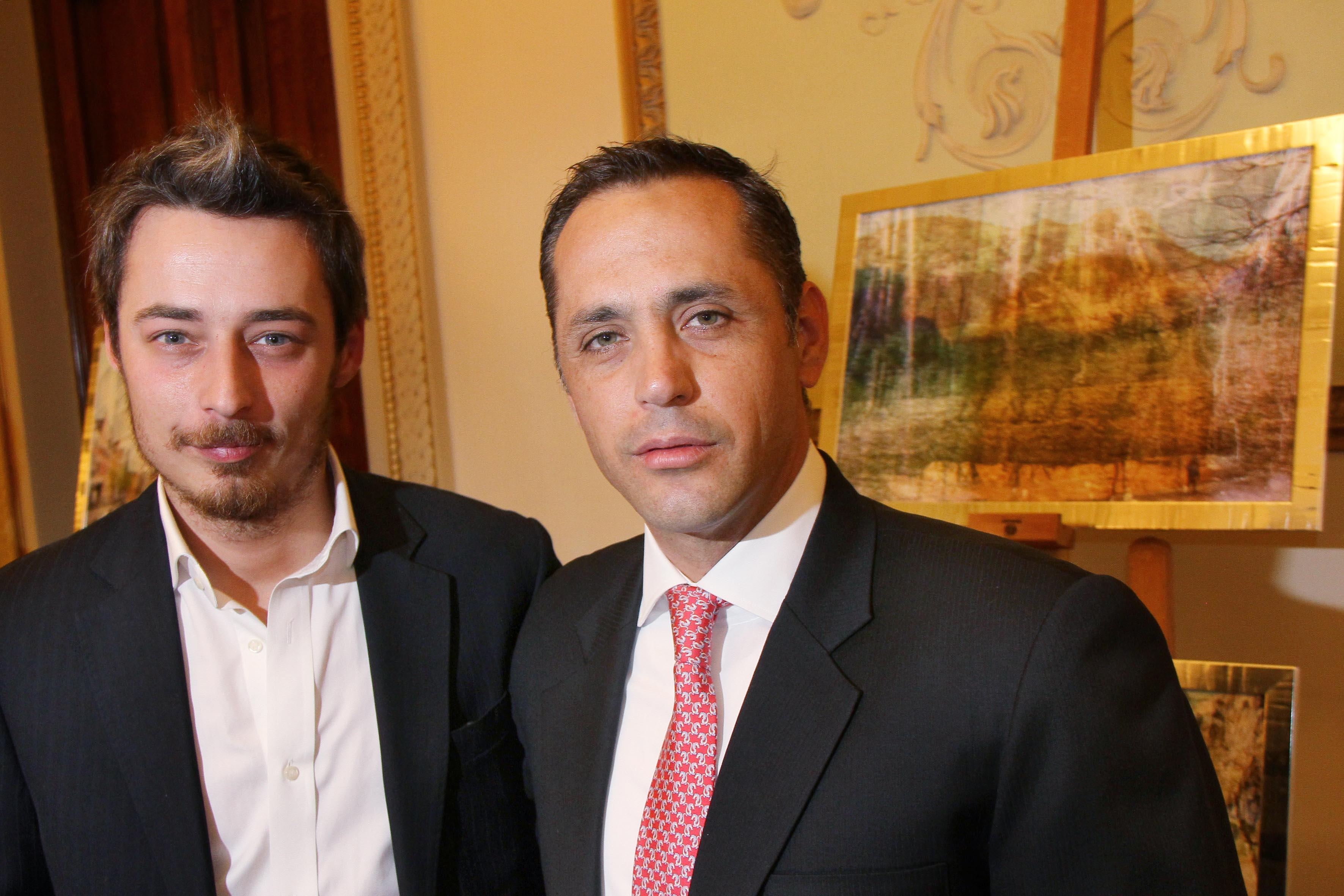 PRESSPHOTO  Firenze Magazine, mostra fotografica al Relais Santa Croce: Niccolò Moretti e Fernando Villar