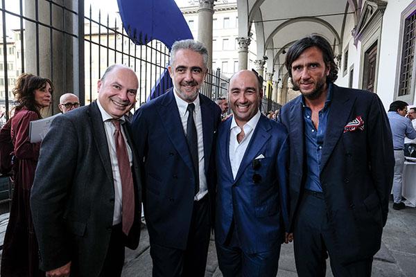 Gianluca Tenti, Matteo Parigi Bini, Filippo Ricci,  Alex V. Lana
