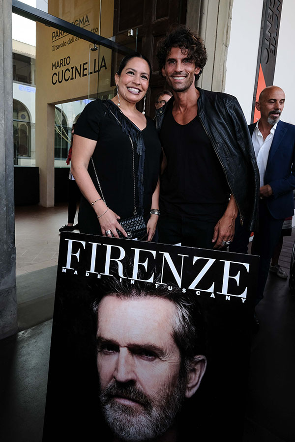 Angela Carpi e Ricardo Perna