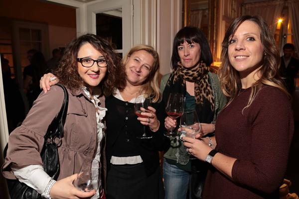 Annalisa Sasso, Chiara Martelli, Alina Mori, Daria Colonna