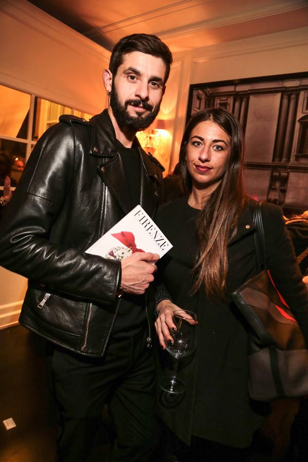 Tommaso and Chiara Bencistà Falorni