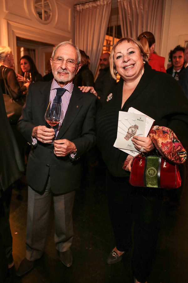 Vincenzo and Antonella D'Isanto