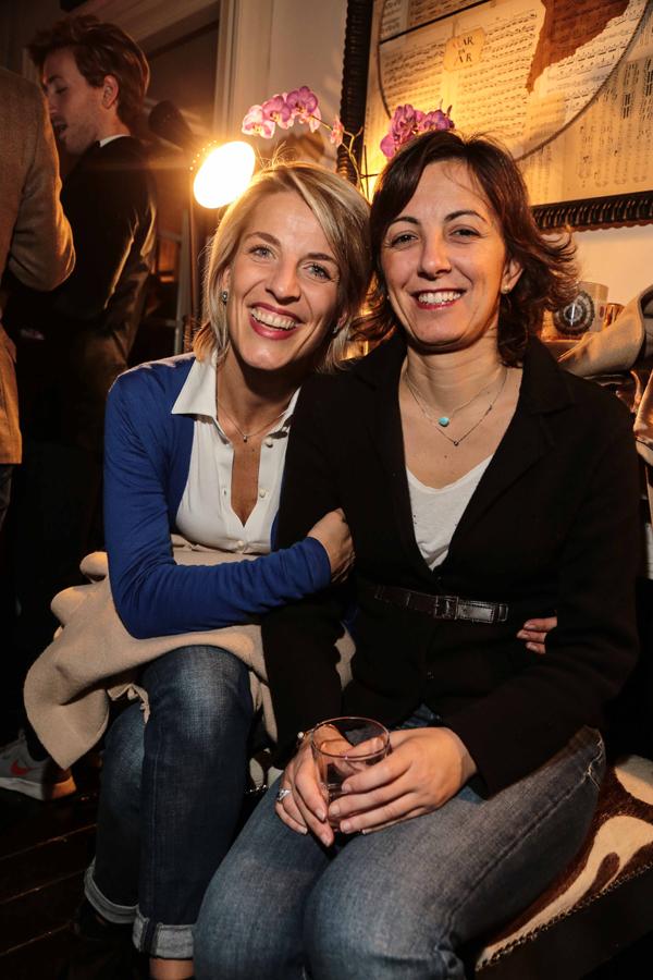 Chiara Bellacci, Giulia Dirindelli