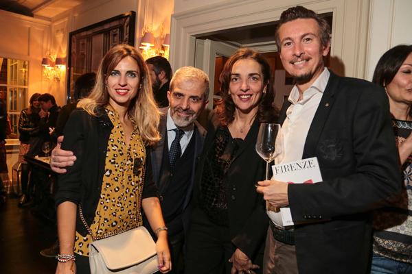 Lucia Loi, Lino Rossi, Stefania Bussotti, Filippo Branchi