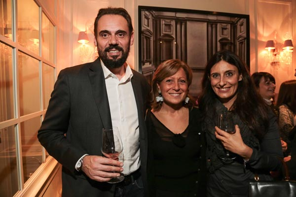 Andrea Olianti, Erika Ghilardi, Patrizia Panaro